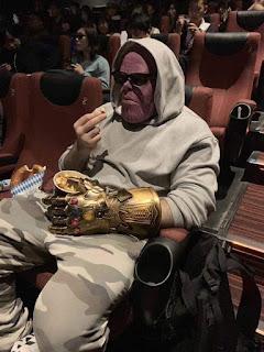 Thanos Trending ...ada apa sih ?