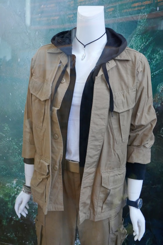 Gina Rodriguez Annihilation movie costume