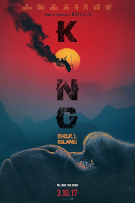 Kong Skull Island New Movie Poster 1