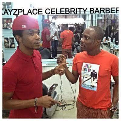 From George Essien | KUFRE NNAH ONE OF THE RICHEST CELBEBRITY BARBER IN NIGERIA