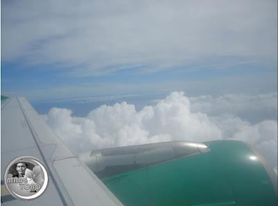 Naik Pesawat Terbang Pertama Kali