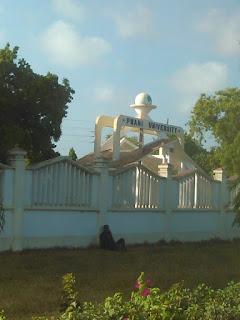 A Kilifi county university called Pwani.