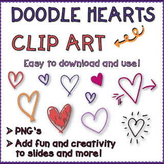 https://www.teacherspayteachers.com/Product/Doodle-Hearts-Clip-Art-3759512