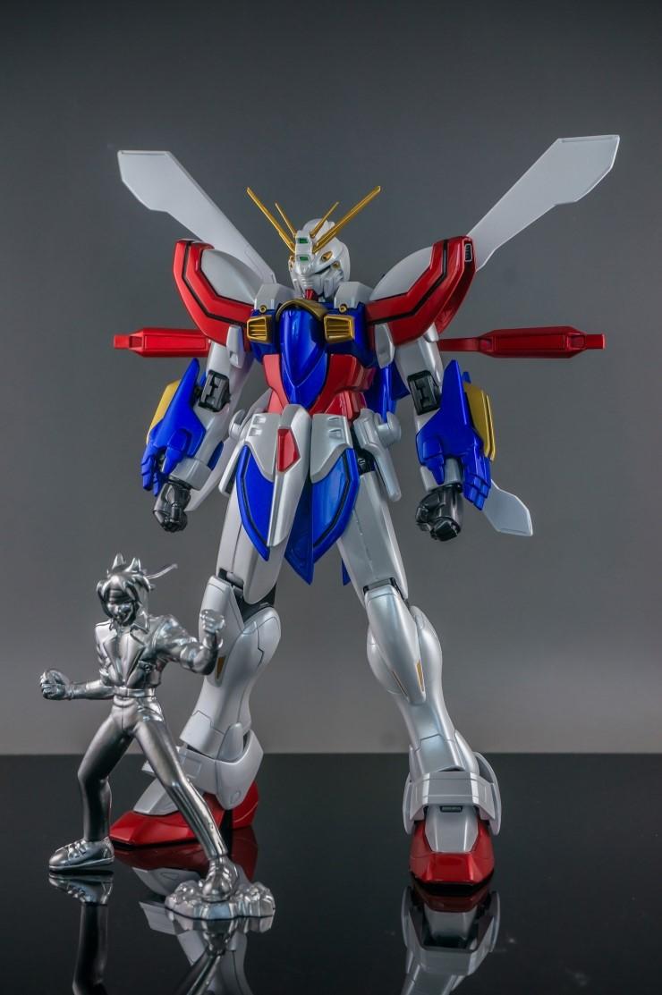 Cool Mg God Gundam Review Wallpapers