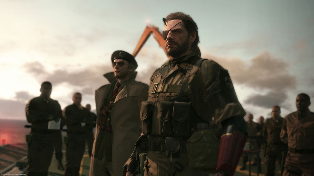 Anarchy In The Galaxy Xbox 360 Review Metal Gear Solid V The Phantom Pain You may call me commander miller, master miller, or kaz, depending on our level of familiarity. anarchy in the galaxy blogger