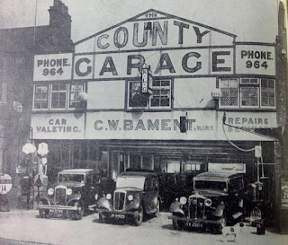 C W Bament & Sons Ltd, County Garage, Northampton