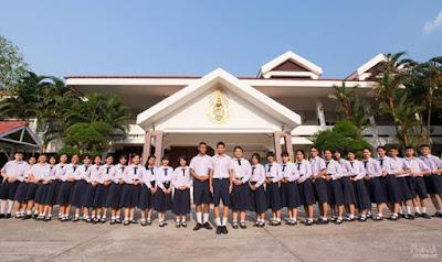 โรงเรียนจุฬาภรณราชวิทยาลัย