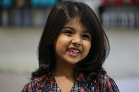 Isha Yashmine Rashid- Child actress-biography  Mamattikutty in Flowers TV Serial