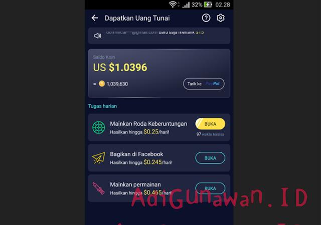 Aplikasi Clean Master Penghasilkan Uang Dollar Terpercaya