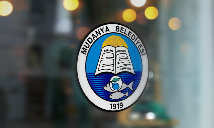 Bursa Mudanya Belediyesi Vektörel Logosu