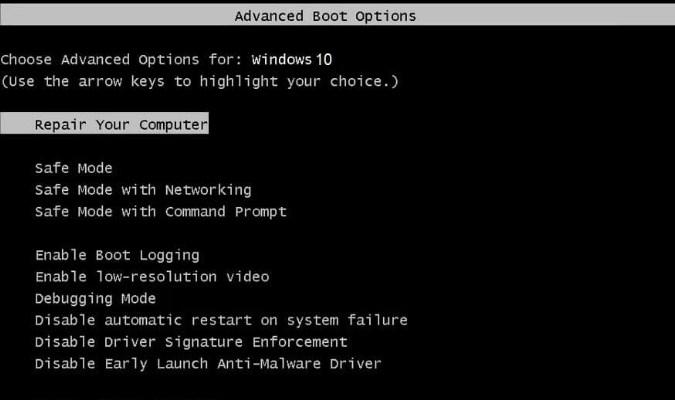 Komputer (PC) Terinfeksi Virus - Safe Mode