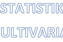 Statistik Multivariat (Bagian 1)