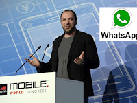 Jan Koum, CEO & Co-Founder WhatsApp, Tinggalkan Yahoo Jadi Miliarder