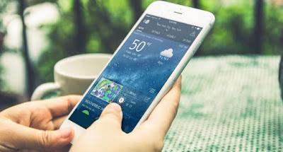 3 Aplikasi Cuaca Android Terbaik dan Paling Akurat