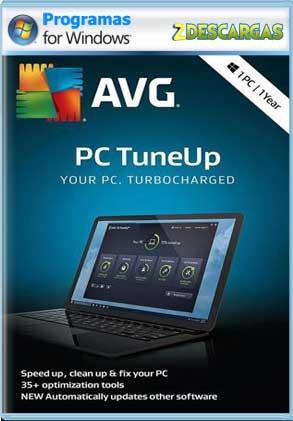 AVG TuneUp 2019 v18 Full (Multilenguaje) (Español) | MEGA