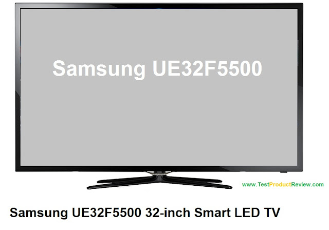 Samsung UE32F5500 32-inch Smart LED TV specs and review