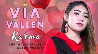 Download Lagu Via Vallen Karma Mp3