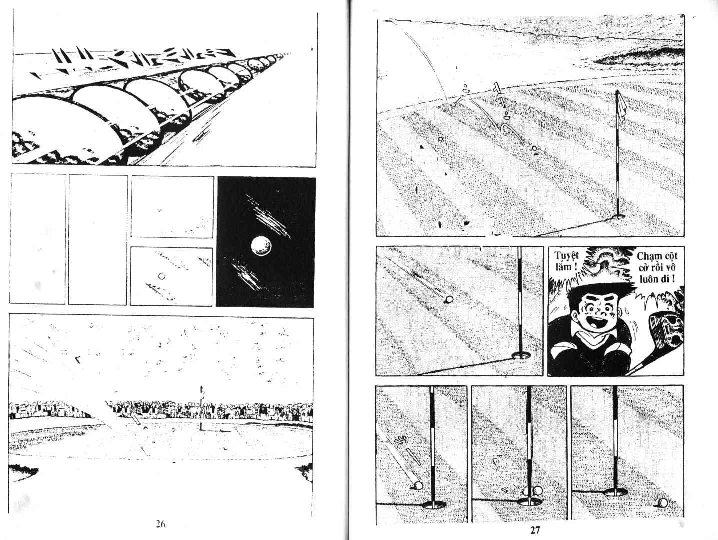 Ashita Tenki ni Naare chapter 43 trang 11