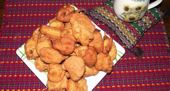 Buñuelos De Guatemala