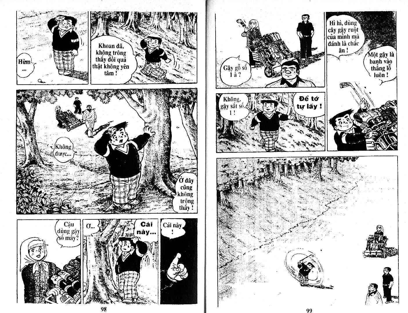 Ashita Tenki ni Naare chapter 28 trang 48
