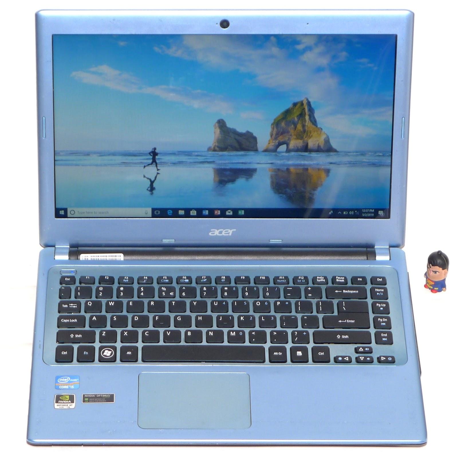 Jual Laptop Gaming Acer V5 471g Core I5 Double Vga Jual Beli Laptop Bekas Kamera Service Sparepart Di Malang