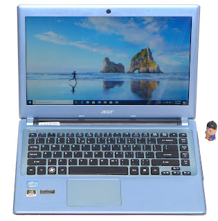 Laptop Gaming Acer V5-471G Core i5 Double VGA
