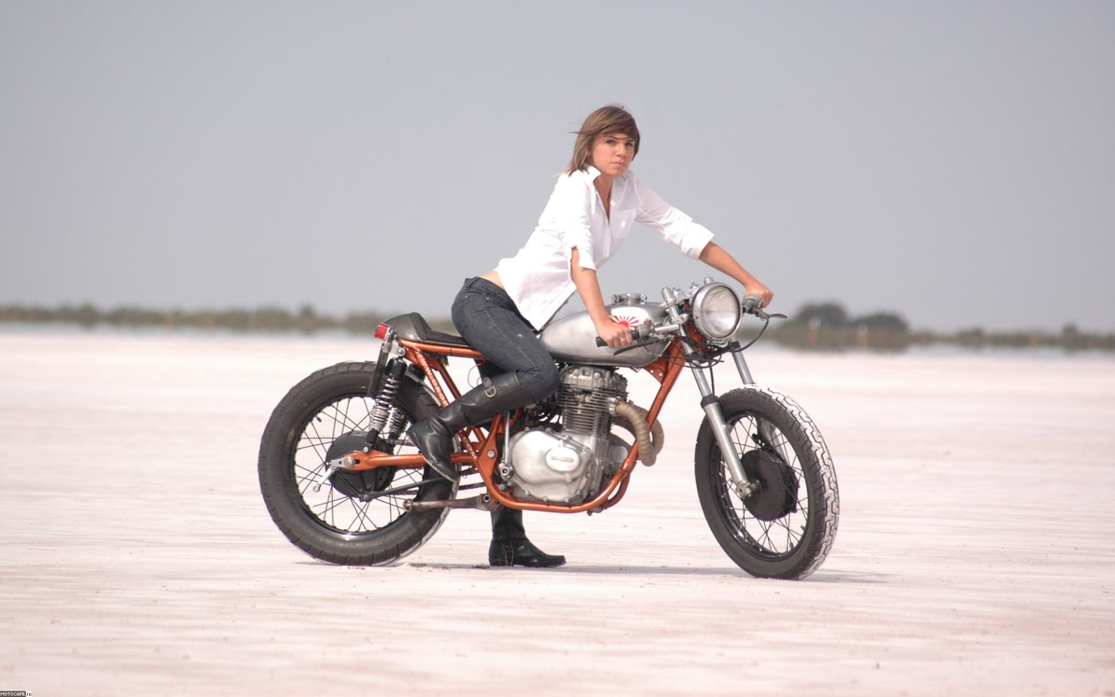 biker women - photo #44
