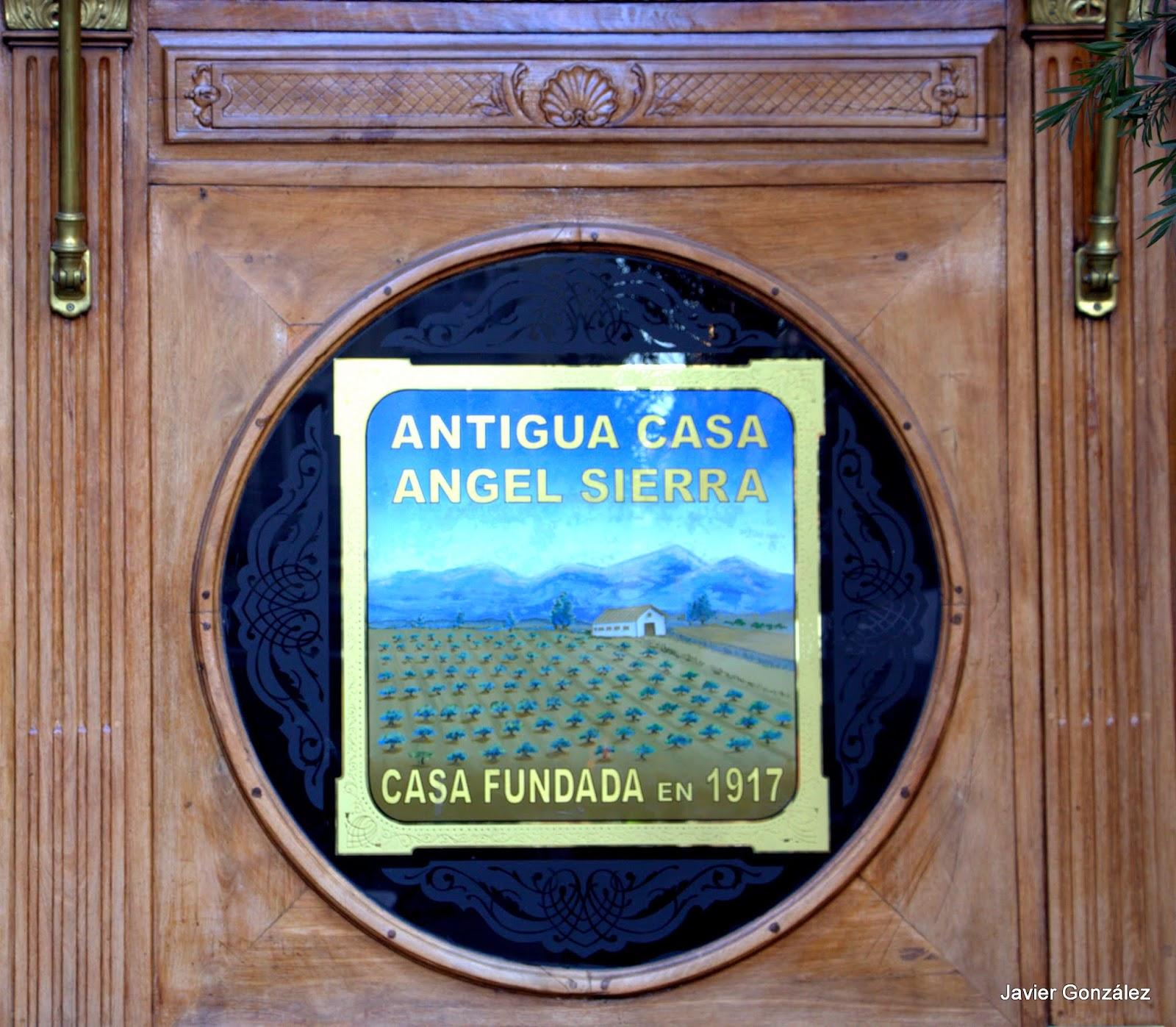 Taberna Ángel Sierra