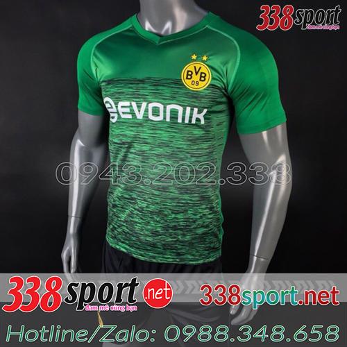 Áo Dortmund Xanh 2019 Training 1