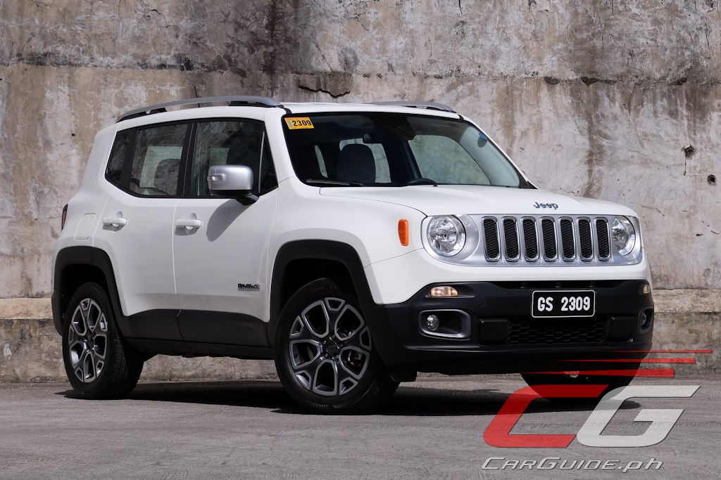 review 2016 jeep renegade 4x4 limited philippine car. Black Bedroom Furniture Sets. Home Design Ideas