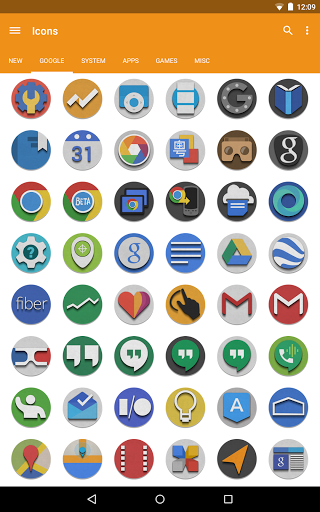 Aloha - Icon Pack v3 3 0 download apk | apk for free