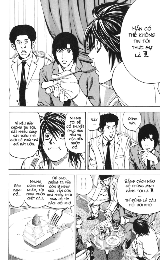 Death Note chapter 025 trang 9