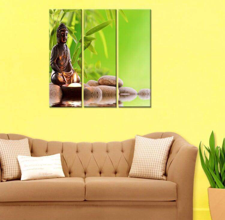 50 Artwork Display Ideas For Your Living Room - Bahay OFW