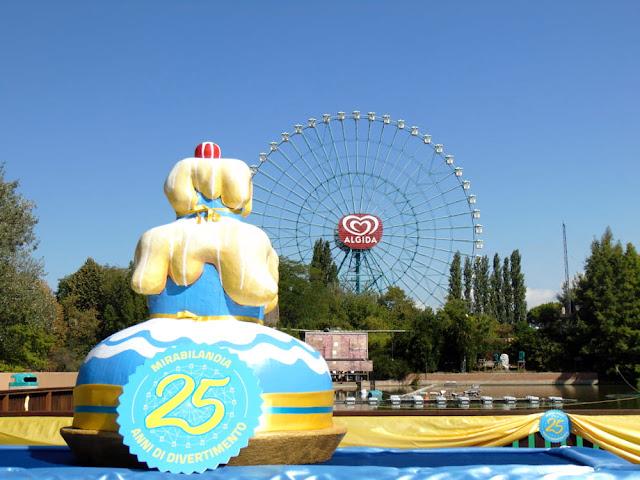 La magia di tornare bambini / Mirabilandia 25 Compleanno