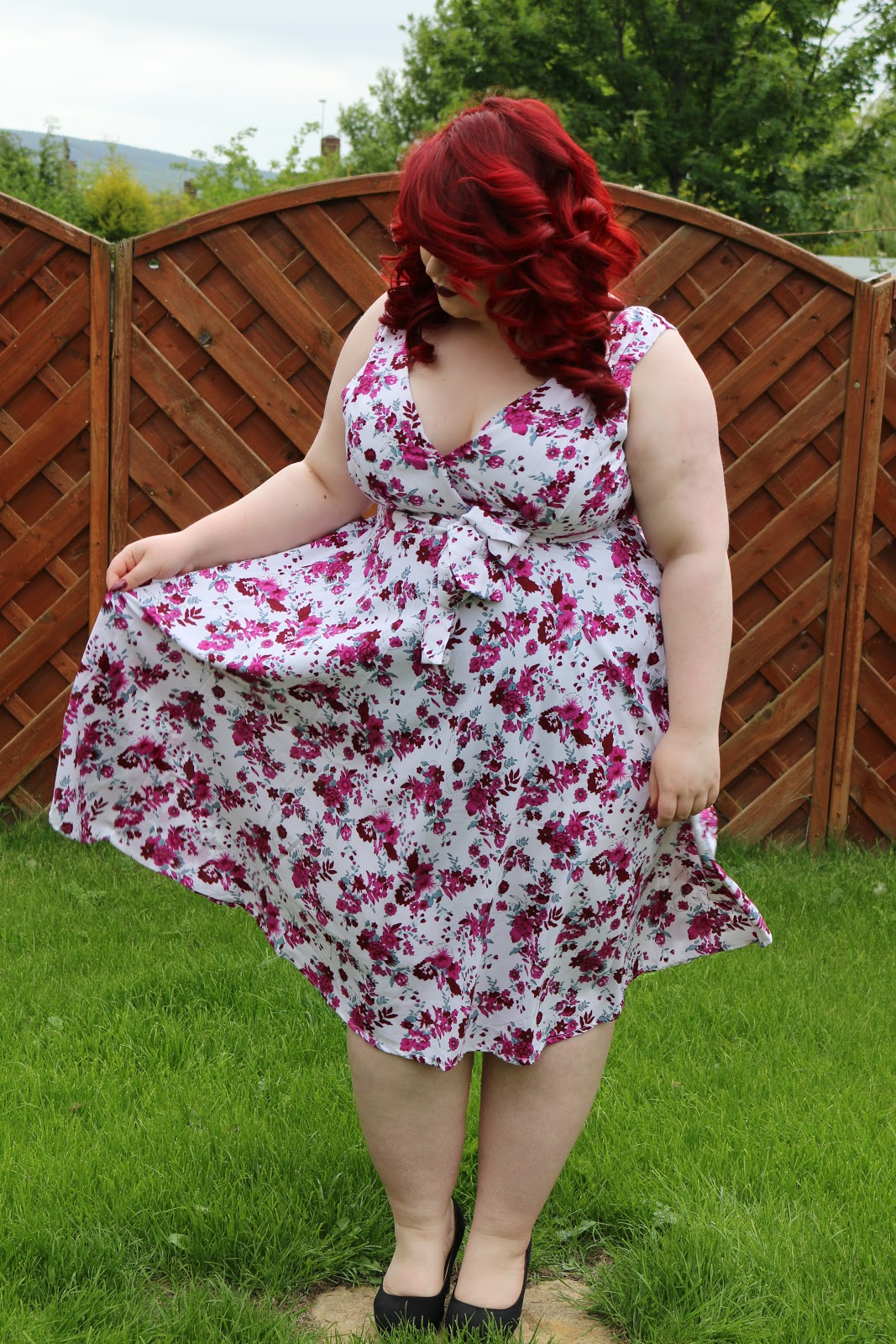 For the georgina bbw red head absolutely