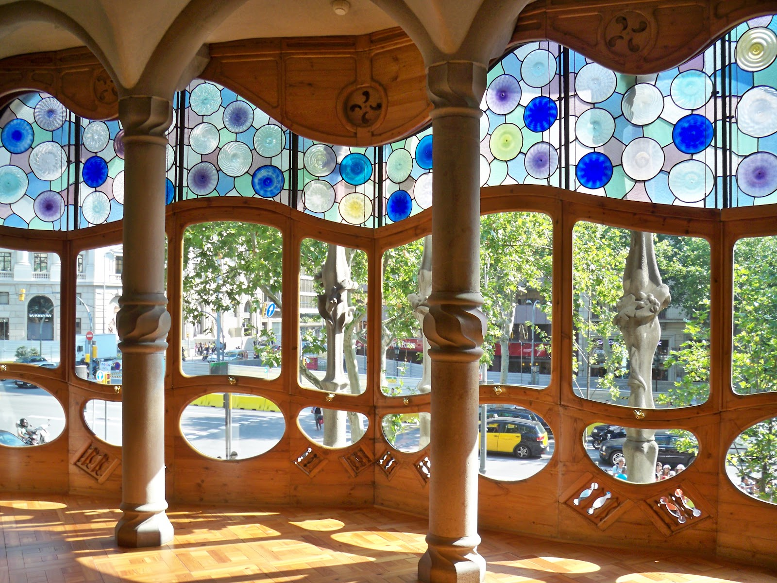 Hola from Barcelona!: Inside the Casa Batlló