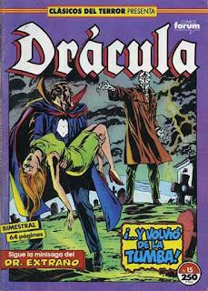 Clásicos del Terror Drácula 15 / Frank Brunner