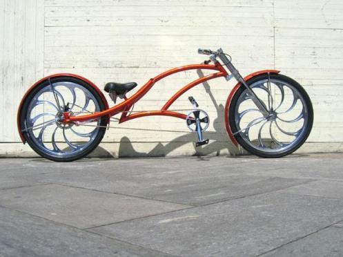 kumpulan gambar modifikasi sepeda unik