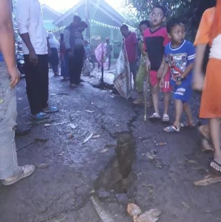 Heboh Tanah Bergeser di Pagedangan Tangerang, Ini Penyebabnya