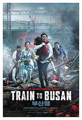 Poster Of Free Download Train to Busan 2016 300MB Full Movie Hindi Dubbed 720P Bluray HD HEVC Small Size Pc Movie Only At worldfree4u.com