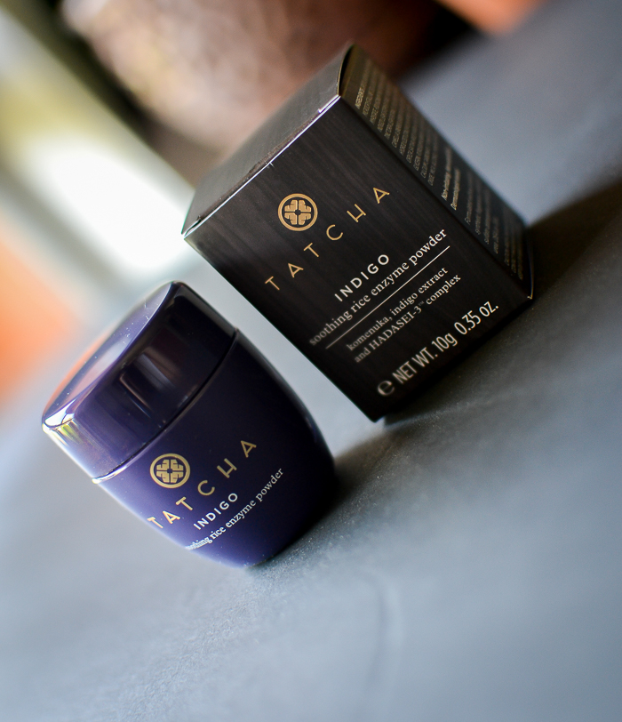 Tatcha Indigo Soothing Rice Enzyme Powder - Review