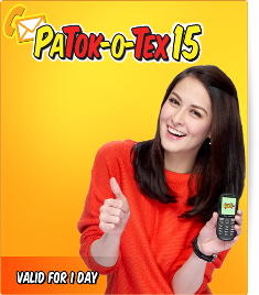 Talk N Text PATOK-O-TEX-15