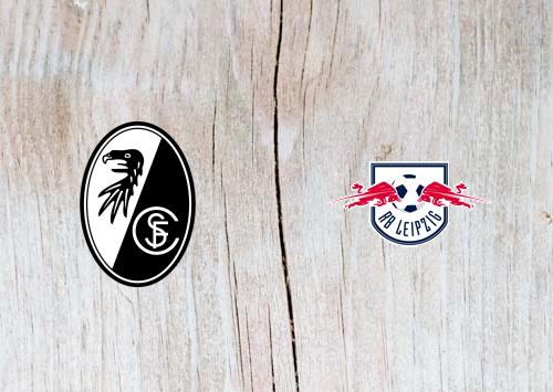 Freiburg vs RB Leipzig - Highlights 08 December 2018