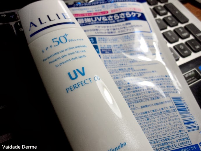 Allie Extra UV Protector Perfect Alpha S FPS 50+ PA++++ da Kanebo
