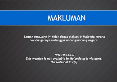 MB: Saya 'Selangor Official 1' bukan 'Malaysia Official 1'