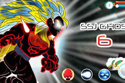 Download Dragon Ghost Super Warrior APK Hack Money v2.1.7