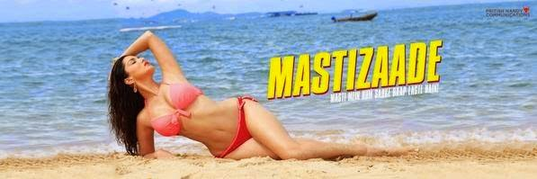 Sunny Leone film cast Tushar Kapoor, Vir Das New hindi movie Mastizaade (2015) wiki, Shooting, release date, Poster, pics news info