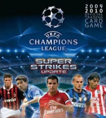 Panini Champions League Super strikes 2009//10 Update-AFC fiorentina
