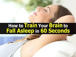 Fall asleep in 60 seconds