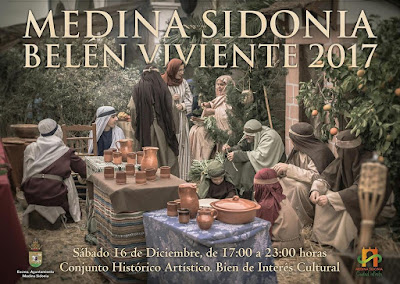 Belén Viviente 2017 - Medina Sidonia